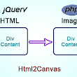Convert Div to image using jQuery, PHP & HTML Canvas - TheOnlyTutorials.com