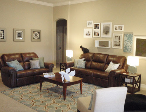 Apartment Living Room Decorating On A Budget