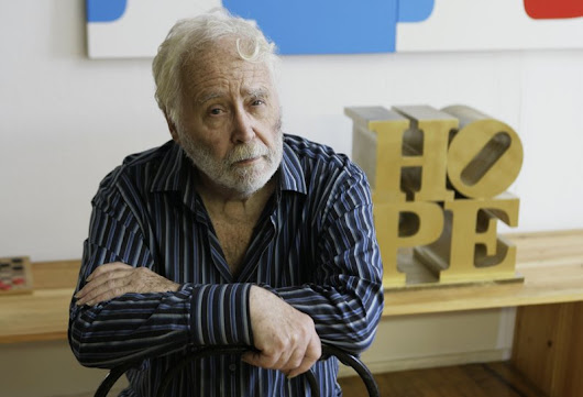 For Robert Indiana, 'LOVE' was a complicated relationship