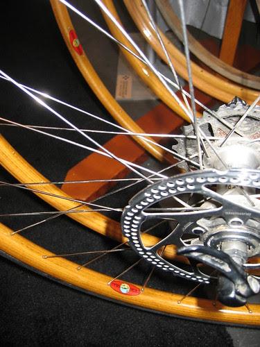 Wood wheels... really!