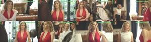 Leona Cavalli sensual na novela Apocalipse