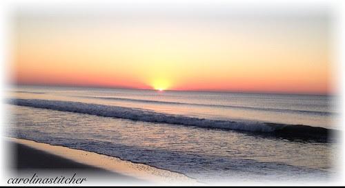 Cherry Grove Beach, SC~Nov 2013