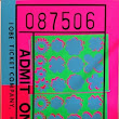 Lincoln Center Film Festival Ticket by Andy Warhol on artnet Auctions