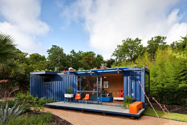 Shipping Container Homes & Structures Designed With an Urban Touch ...