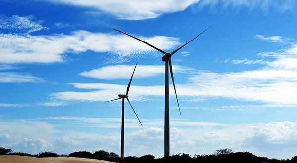 Com 36,5% da composição da matriz elétrica regional, eólicas superam fontes térmica (34,1%) e hidráulica (29,5%)