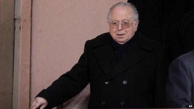 July 2011, Reverend Fernando Karadima
