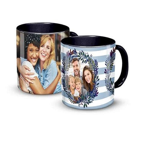 Personalized Colored Photo Mugs   Walgreens Photo
