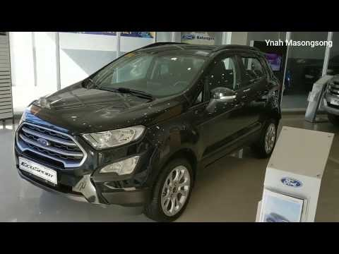 Video: Ford ECOSPORT 1.5L Trend _ Black (Philippines) | Walk Around by Ynah Masongsong (Ford Batangas)