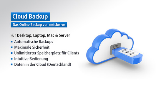 Cloud Backup | Datensicherung in der Cloud für jedermann