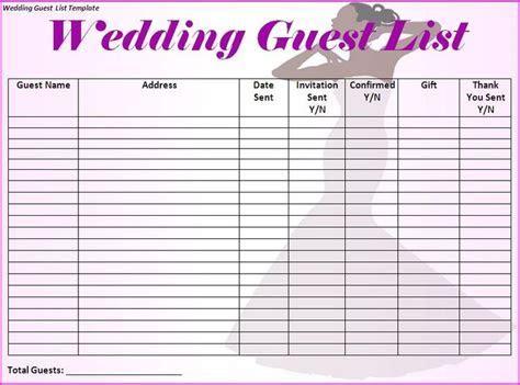 Best 20  Wedding guest list ideas on Pinterest