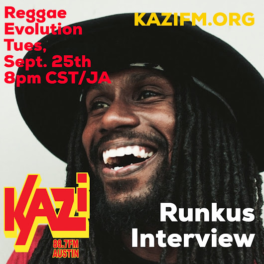 Runkus Interview #2 - Reggae Evolution with DJ-RJ