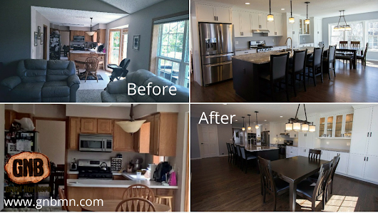 "GreatNorthernBuilder on Twitter: ""We loved helping this family bring their dream #kitchen to life.  #Remodels #Home """