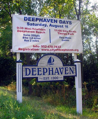 Deeephaven Triathalon