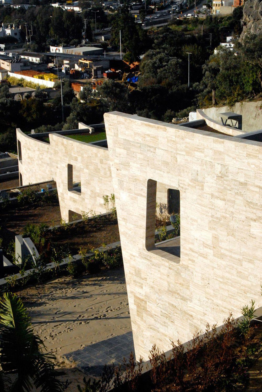 CastleRock - GAD + Dara Kirmizitoprak, arquitectura, casas, vivienda-colectiva