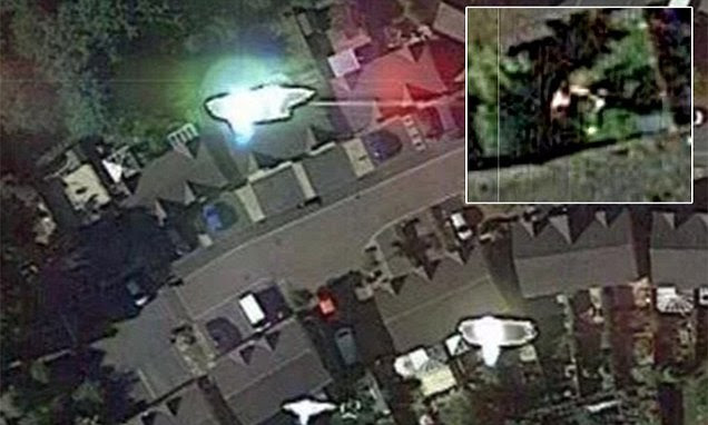 Ufo Hunter Claims His Alien Abduction Was Caught On Camera