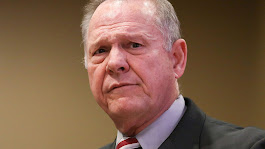 Baffled DNC Plant Roy Moore Not Sure What Else He Could Have Done To Defame Republican Party