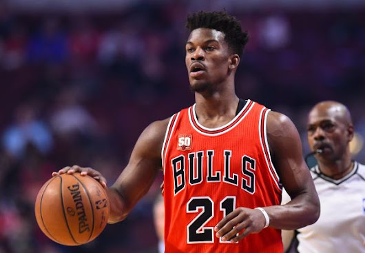Bulls reportedly telling teams they have no interest in trading Jimmy Butler
