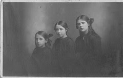 Jane, Alice and Margaret Ainscough