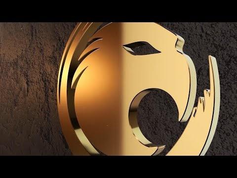 Intro #41 Editavel Logo Tipo Designer Tutorial no Final do vídeo