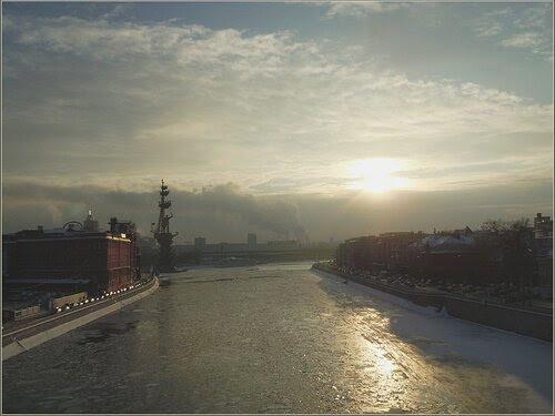 Декабрь в Москве