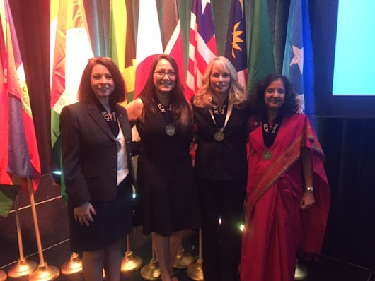 Fighting Fraud Through Diversity – Girl Power on the Board