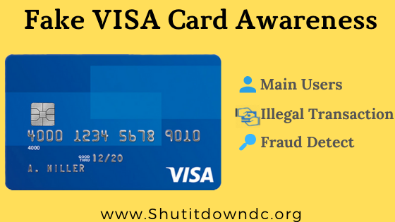 Visa Card Number Generator (8) with Money - Fake CVV Details