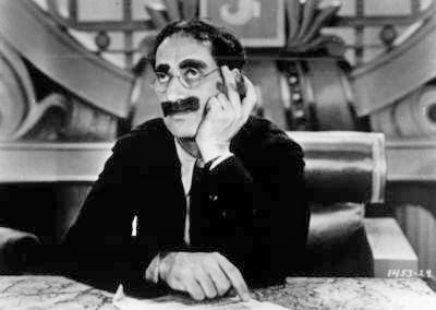 Groucho Left His Marx On Us