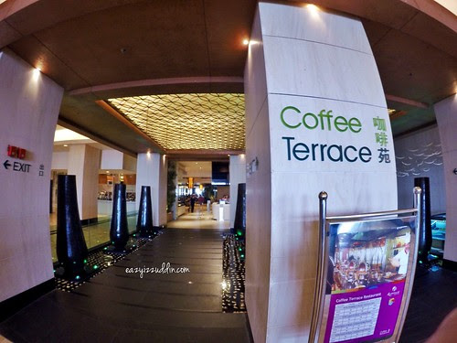 Blog Eazy Izzuddin: Coffee Terrace Bufet Terbaik Di Genting Highlands