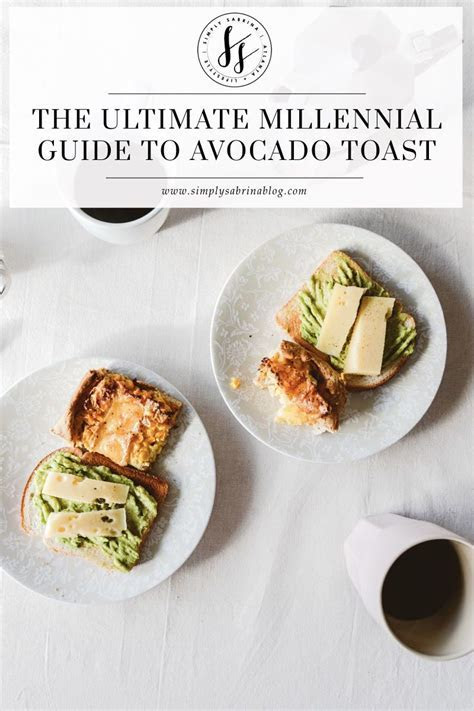 5 NEW Ways To Top Avocado Toast for The Best Toast Ever