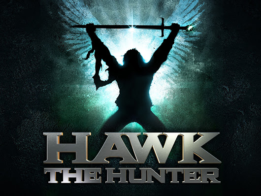 Hawk the Hunter by Terry Marcel — Kickstarter