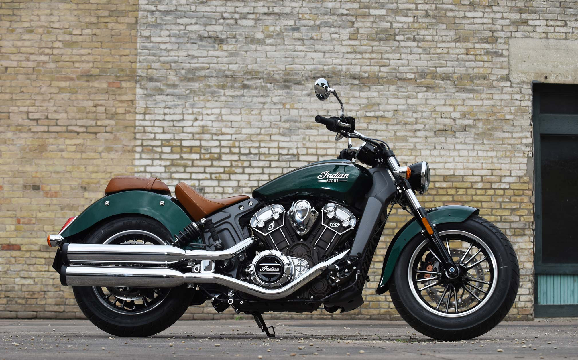2018 Indian Scout Review - TotalMotorcycle