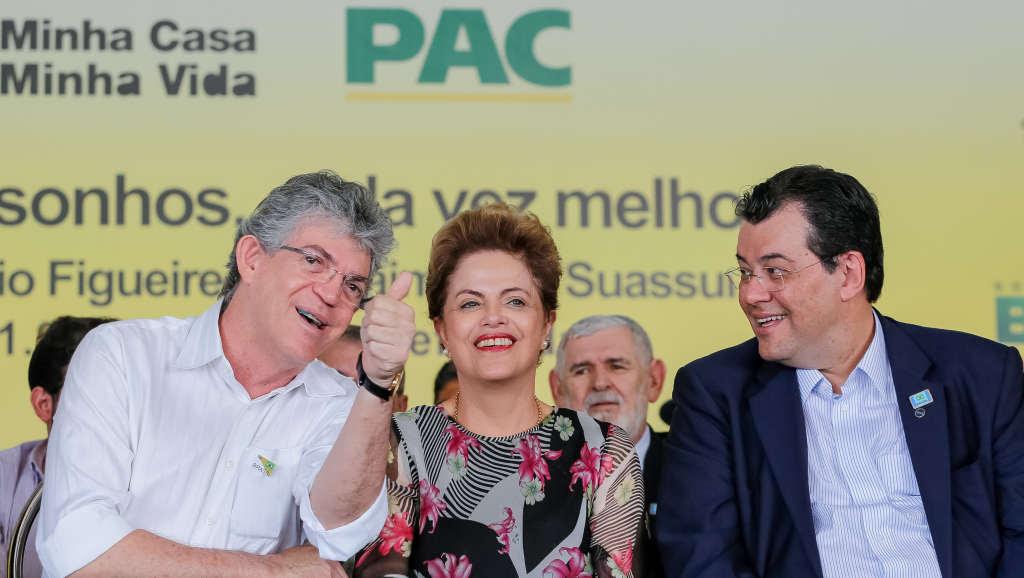 João Pessoa - PB, 04/09/2015. Presidenta Dilma Rousseff durante Reunião com Empresários de João Pessoa. Foto: Roberto Stuckert Filho/PR