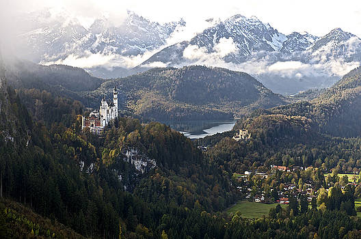 Franz Fotografer - Artwork for Sale - Seeg, Bavaria - Germany
