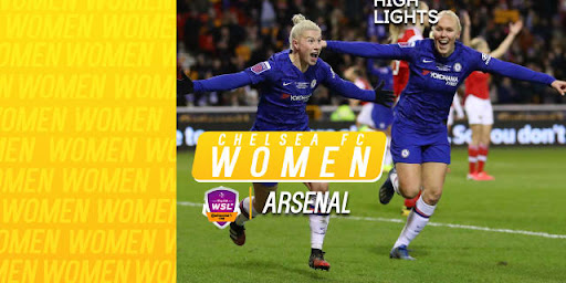 Avatar of Arsenal 1-2 Chelsea | Continental Cup Final Highlights