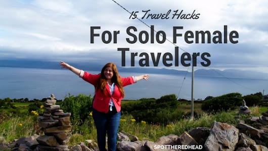 15 Solo Female Travel Hacks You Should Know