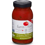 Farm to Fork Tomato Basil Sauce - 23.5 oz