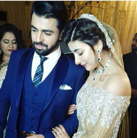 Urwa Hocane and Farhan Saeed?s stunning wedding bash (see