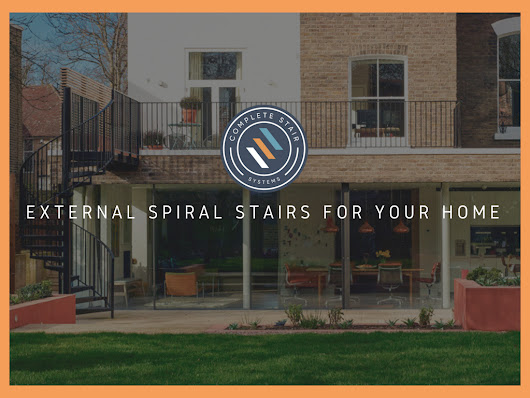 External Spiral Staircases For Your Home | Spiral Staircases and Staircases