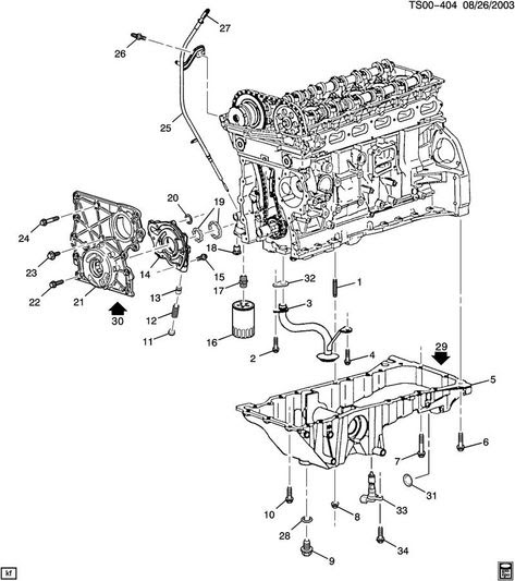 Wiring Diagram PDF: 2002 Gmc Envoy Engine Diagram