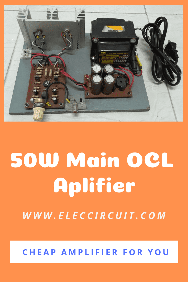Onkyo Diagram Smplifier Circuit That Uses Stk Ic Power Amp Ocl 25w With Stk032