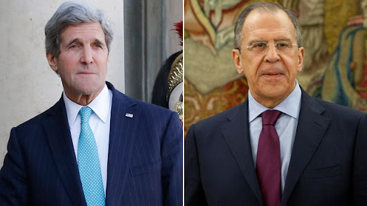 Kerry to meet with Russian foreign minister amid war of words over Ukraine