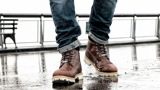 The Best Boots for Men in 2016