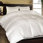 Hotel Grand White Goose Feather & Down Comforter, King