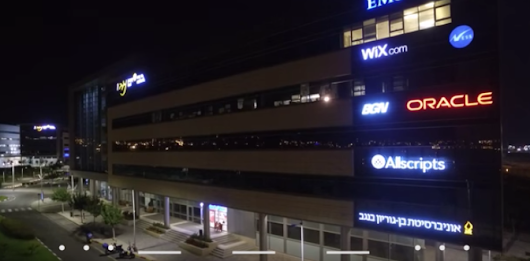 Watch This Building's Smart Lights Get Hacked by a Drone