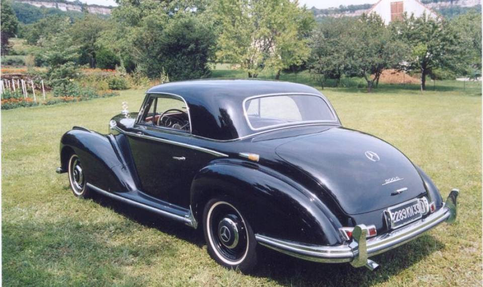 1954 MERCEDES 300 S Coupe