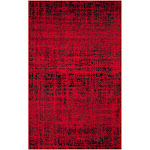 Safavieh Adirondack 4 ft x 6 ft Area Rug - Red/Black