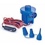 Swimline 12-Volt Inflatables Accessory Outlet Electric Pump