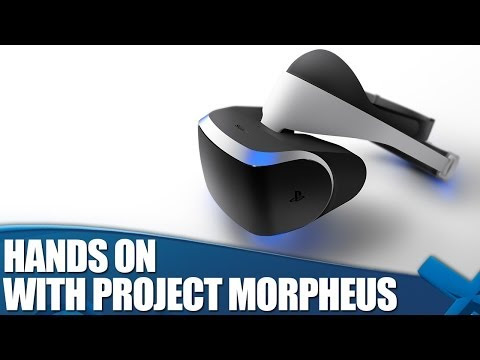 "Datainfox: Nuevo video de ""Project Morpheus"", prototipo de..."