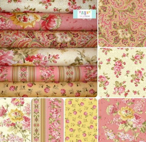 Rosemont Fabric Giveaway!