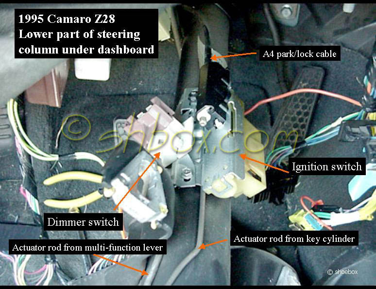 95 Camaro Ignition Switch Wiring Diagram Wiring Diagram Appearance A Appearance A Saleebalocchi It